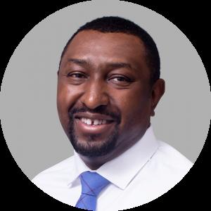 A friendly headshot of Ike Nwaobi