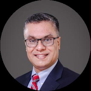 A friendly headshot of Dr. Prashant Mishra